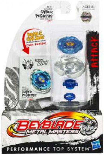 Beyblade Metal Masters Cyber Pegasus BB01 [Legend]