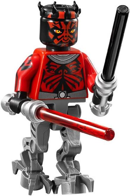 LEGO Star Wars Darth Maul Minifigure [Cybernetic Legs Loose]