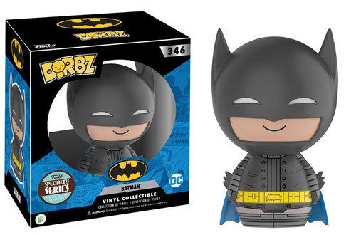 Funko DC Batman Returns Dorbz Cybersuit Batman Exclusive Vinyl Figure #346 [Specialty Series]