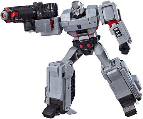 Transformers Cyberverse Power of the Spark Megatron Ultimate Action Figure [Fusion Mega Shot]