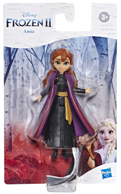 Disney Frozen Frozen 2 Anna 4-Inch Mini Doll