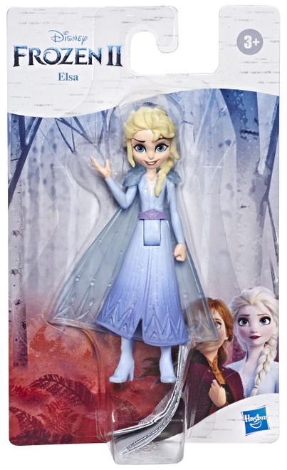 Disney Frozen Frozen 2 Elsa 4-Inch Mini Doll