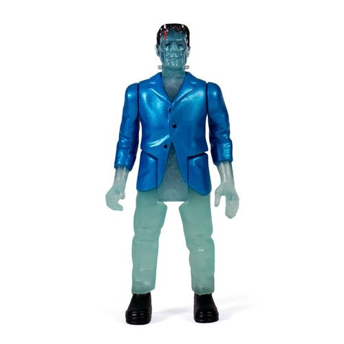 ReAction Universal Monsters Frankenstein Exclusive Action Figure [Glow-in-the-Dark]