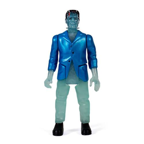 ReAction Universal Monsters Frankenstein Exclusive Action Figure [Glow-in-the-Dark]