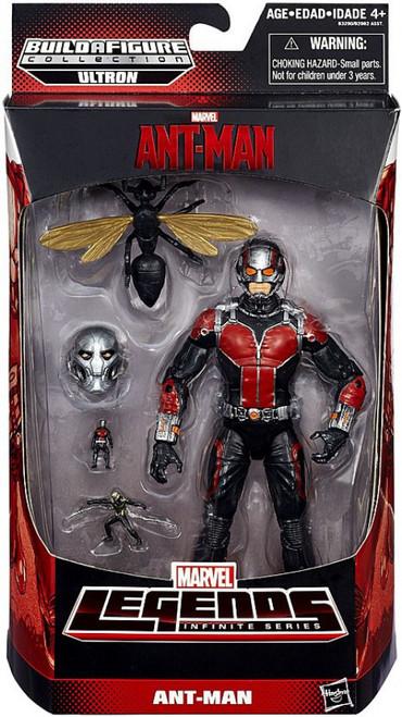 Ant Man Marvel Legends Ultron Series Ant-Man Action Figure [Damaged Package]