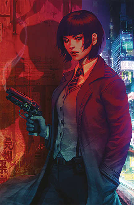 Titan Comics Blade Runner 2019 #1 Comic Book [SDCC 2019 Virgin Cover]