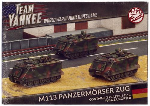 Team Yankee M113 Panzermorser Zug Miniature