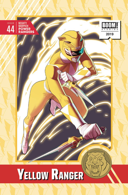 Boom Studios Mighty Morphin Power Rangers #44 Necessary Evil Comic Book [Kris Anka Variant Cover]