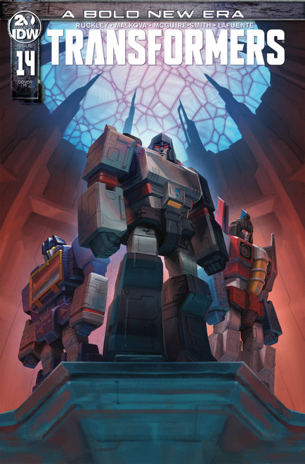IDW Transformers #14 Comic Book [Sara Pitre-Durocher Variant Cover]