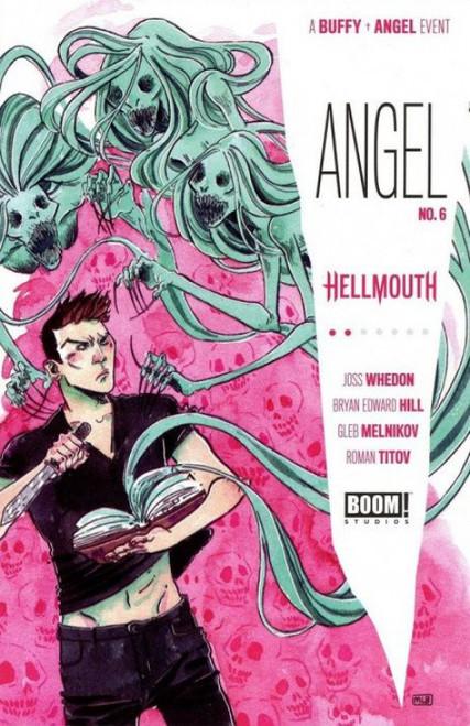 Boom Studios Angel #6 Comic Book [Morgan Beem Variant Cover]