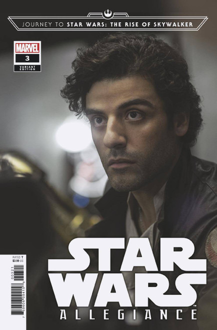 Marvel Comics Star Wars Allegiance #3 Comic Book [Movie Variant Cover]
