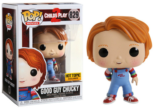 Funko Child's Play 2 POP! Movies Good Guy Chucky Exclusive Vinyl Figure #829
