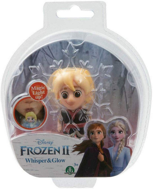 Disney Frozen 2 Whisper & Glow Kristoff Mini Figure
