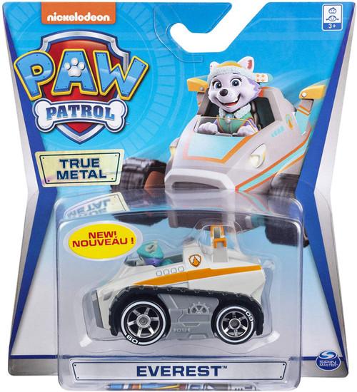 Paw Patrol True Metal Everest Diecast Car