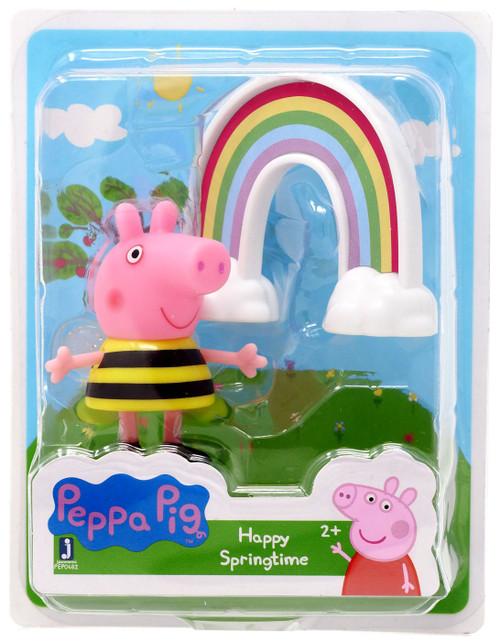 Peppa Pig Happy Springtime Mini Figure