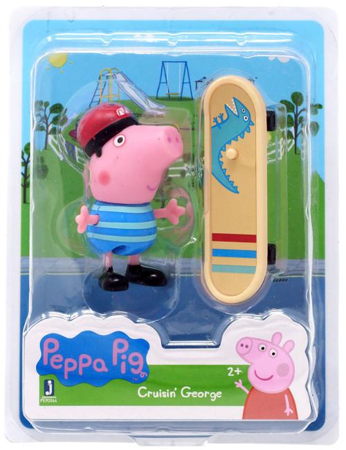 Peppa Pig Cruisin' George Mini Figure