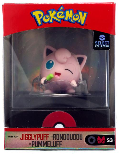 Pokemon Select Collection Series 3 Jigglypuff 2-Inch Mini Figure