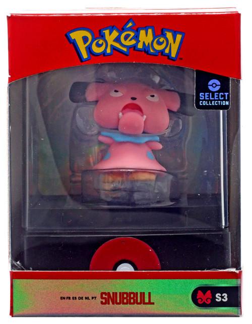 Pokemon Select Collection Series 3 Snubbull 2-Inch Mini Figure
