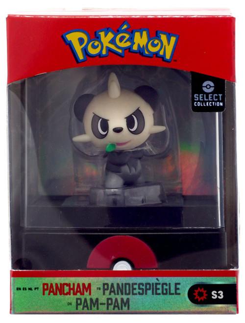 Pokemon Select Collection Series 3 Pancham 2-Inch Mini Figure
