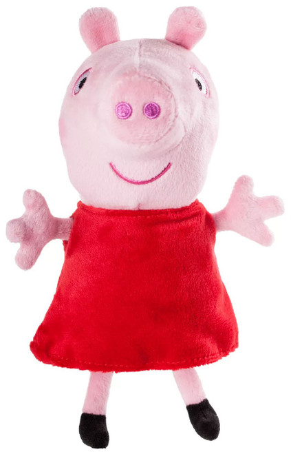Peppa Pig 6-Inch Plush with Sound