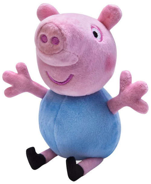 Peppa Pig George Pig 6-Inch Plush with Sound