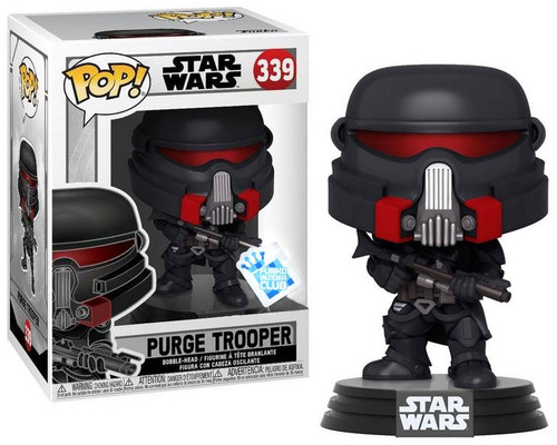 Funko Jedi: Fallen Order POP! Star Wars Purge Trooper Exclusive Vinyl Figure #339
