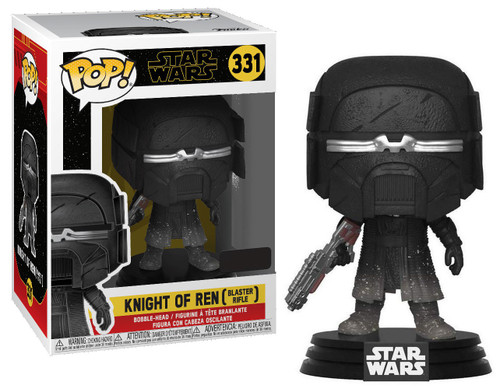 Funko The Rise of Skywalker POP! Star Wars Knight of Ren Exclusive Vinyl Figure #331 [Blaster Rifle]