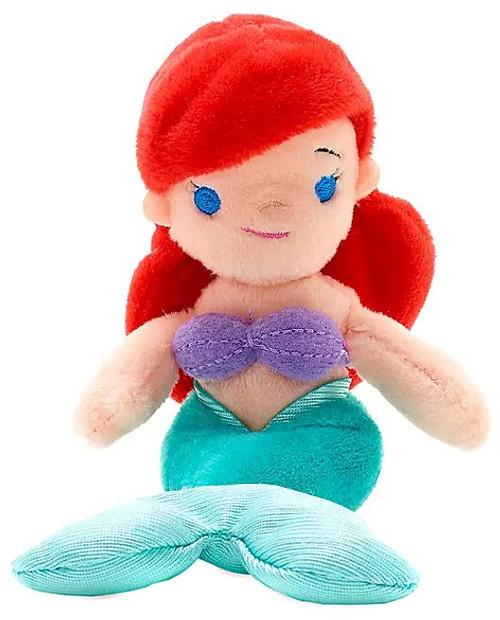 Disney The Little Mermaid Tiny Big Fins Ariel Exclusive 5-Inch Micro Plush