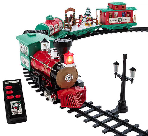 Disney Parks 2019 Holiday Christmas Train Exclusive Set