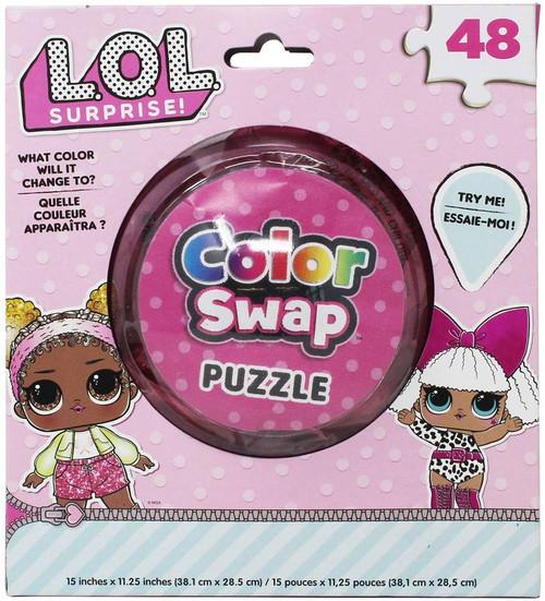 LOL Surprise Color Swap Puzzle