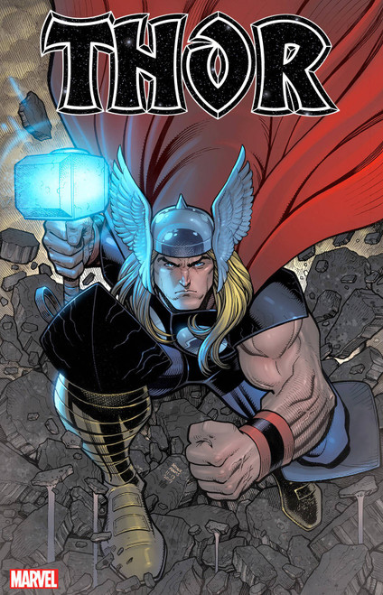 Marvel Thor #1 Vol. 6 Comic Book [Art Adams Connecting Variant Cover]