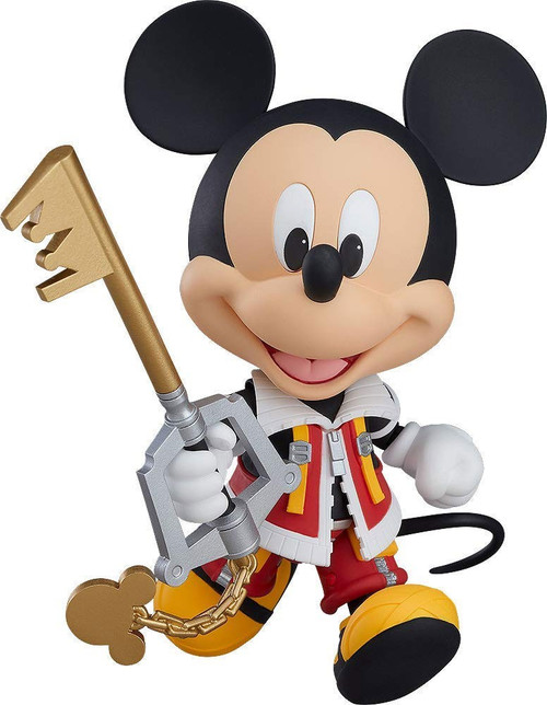 Disney Nendoroid King Mickey Action Figure