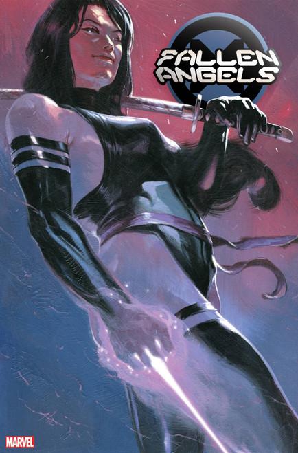 Marvel Comics Fallen Angels #1 Comic Book [Gabriele Dell'Otto Variant Cover]