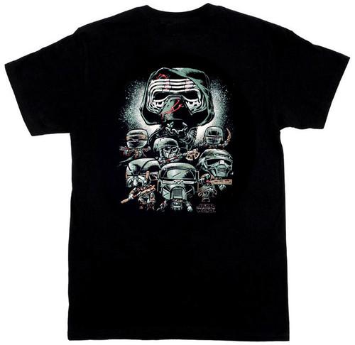 Funko Star Wars Bad Guys Exclusive T-Shirt [Medium]