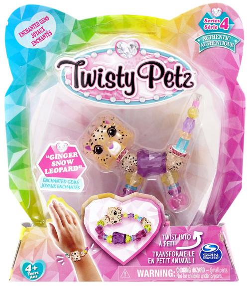 Twisty Petz Series 4 Ginger Snow Leopard Bracelet