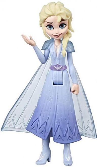 Disney Frozen 2 Frozen Adventure Collection Elsa 4-Inch Figure [Blue Dress Loose]