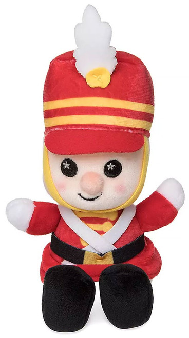 Disney Wishables Merry Christmas Toy Soldier Exclusive 5-Inch Micro Plush
