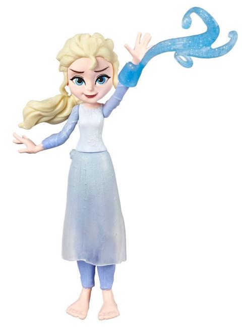 Disney Frozen 2 Frozen Adventure Collection Elsa 4-Inch Figure [with ice Loose]