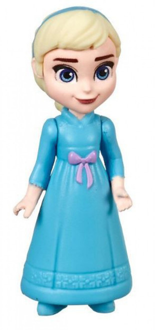 Disney Frozen 2 Frozen Adventure Collection Elsa 2-Inch Figure [Child Loose]
