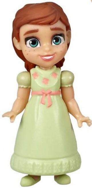 Disney Frozen 2 Frozen Adventure Collection Anna 2-Inch Figure [Child Loose]