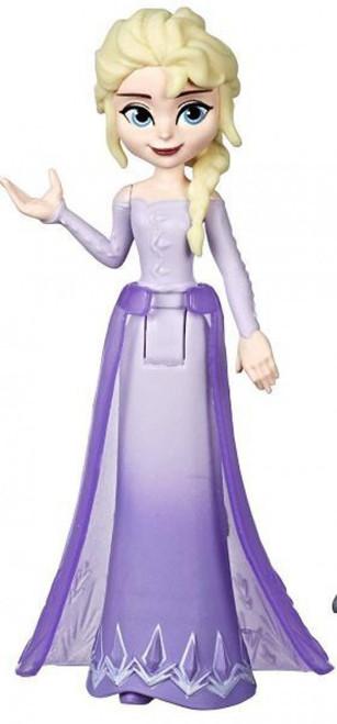 Disney Frozen 2 Frozen Adventure Collection Elsa 4-Inch Figure [Purple Dress Loose]