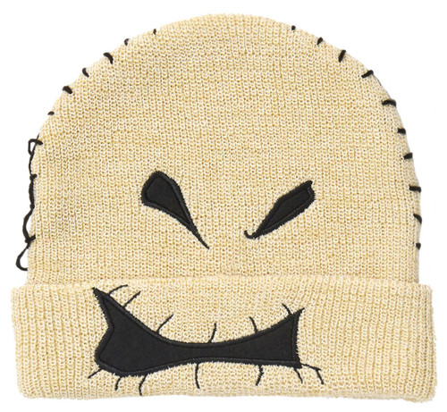 Nightmare Before Christmas Oogie Boogie Beanie Hat