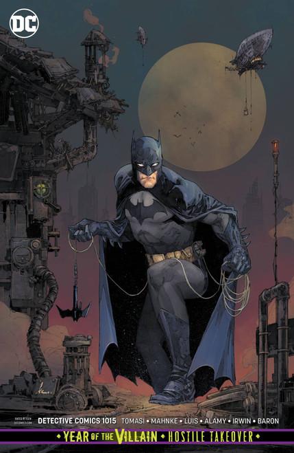 DC Detective Comics #1015 Comic Book [Kenneth Rocafort Variant Cover]