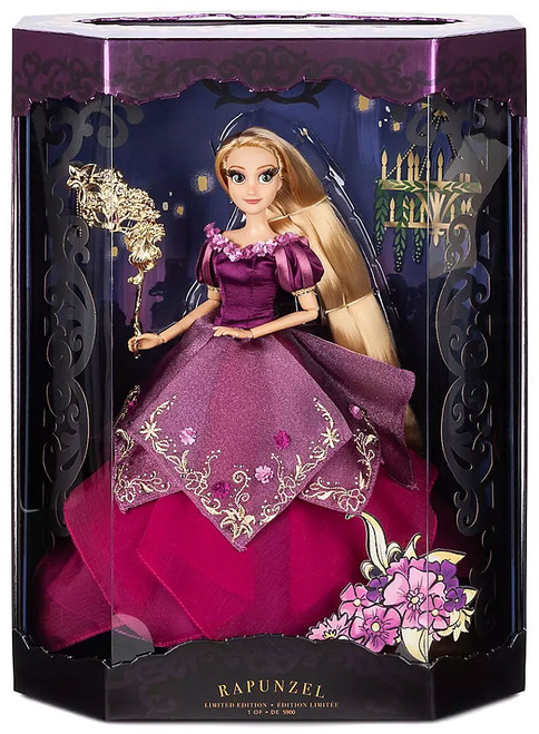 Disney Tangled Designer Collection Midnight Masquerade Series Rapunzel Exclusive 12-Inch Doll