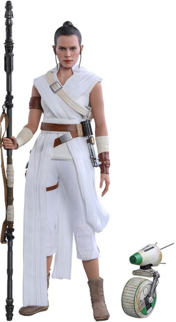 Star Wars The Rise of Skywalker Movie Masterpiece Rey & D-O Collectible Figure MMS559 [The Rise of Skywalker] (Pre-Order ships July)