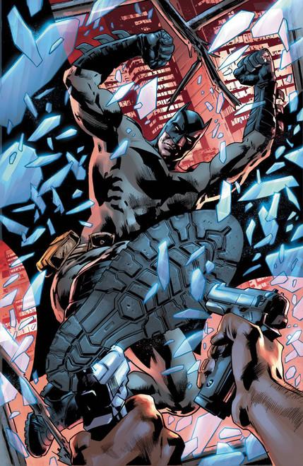 DC Batman's Grave #4 of 12 Comic Book