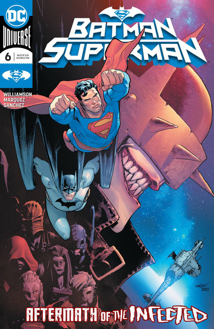DC Batman Superman #6 Comic Book