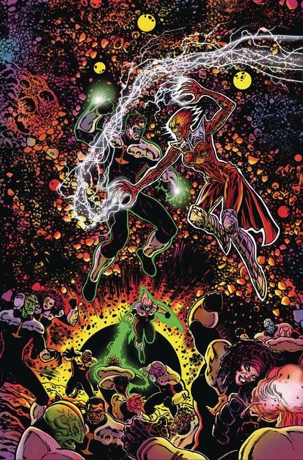 DC Green Lantern Blackstars #3 Comic Book