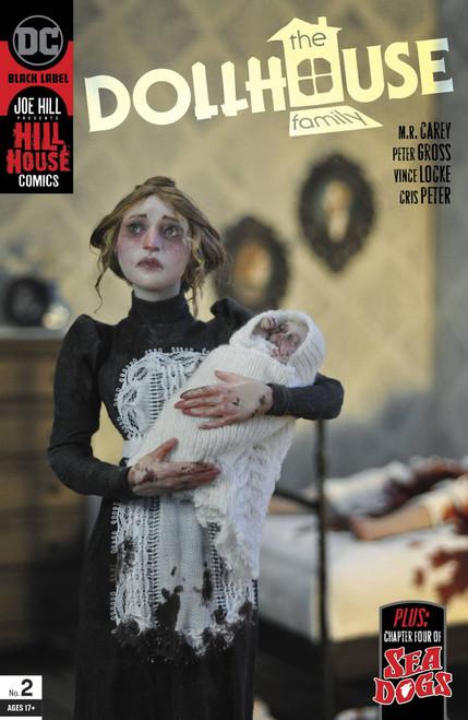 DC Black Label Dollhouse Family #2 of 6 Hill House Comics Comic Book [Jessica Dalva Cover]