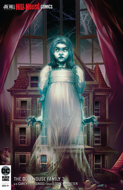 DC Black Label Dollhouse Family #3 of 6 Hill House Comics Comic Book [Jay Anacleto Variant Cover]